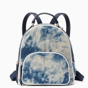 •Jackson• Tie Dye Backpack by Kate Spade